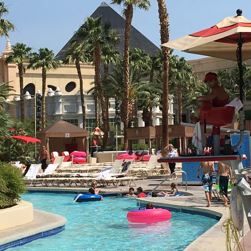Las Vegas with kids Family attractions