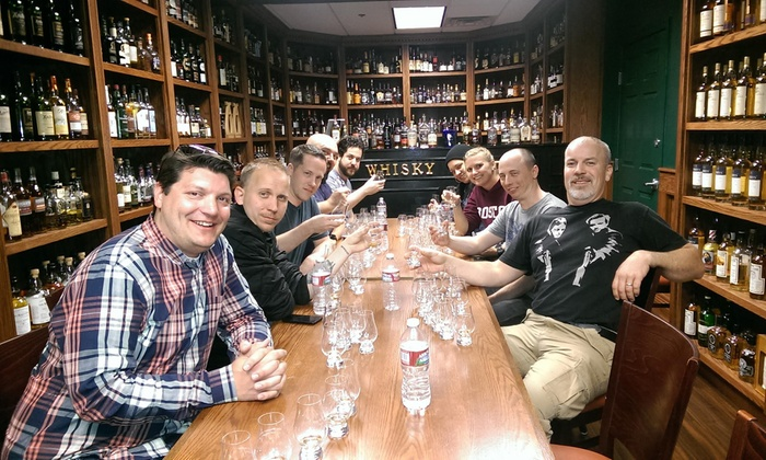 The Whisky Attic Las Vegas