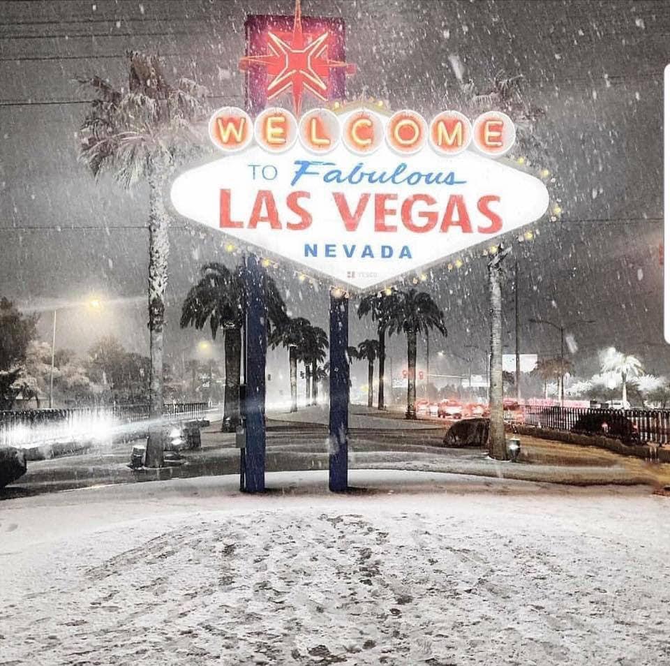 vegas weather 2019