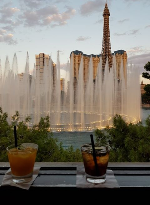 what is Las Vegas famous for